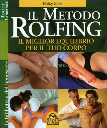 Cover Il metodo Rolfing
