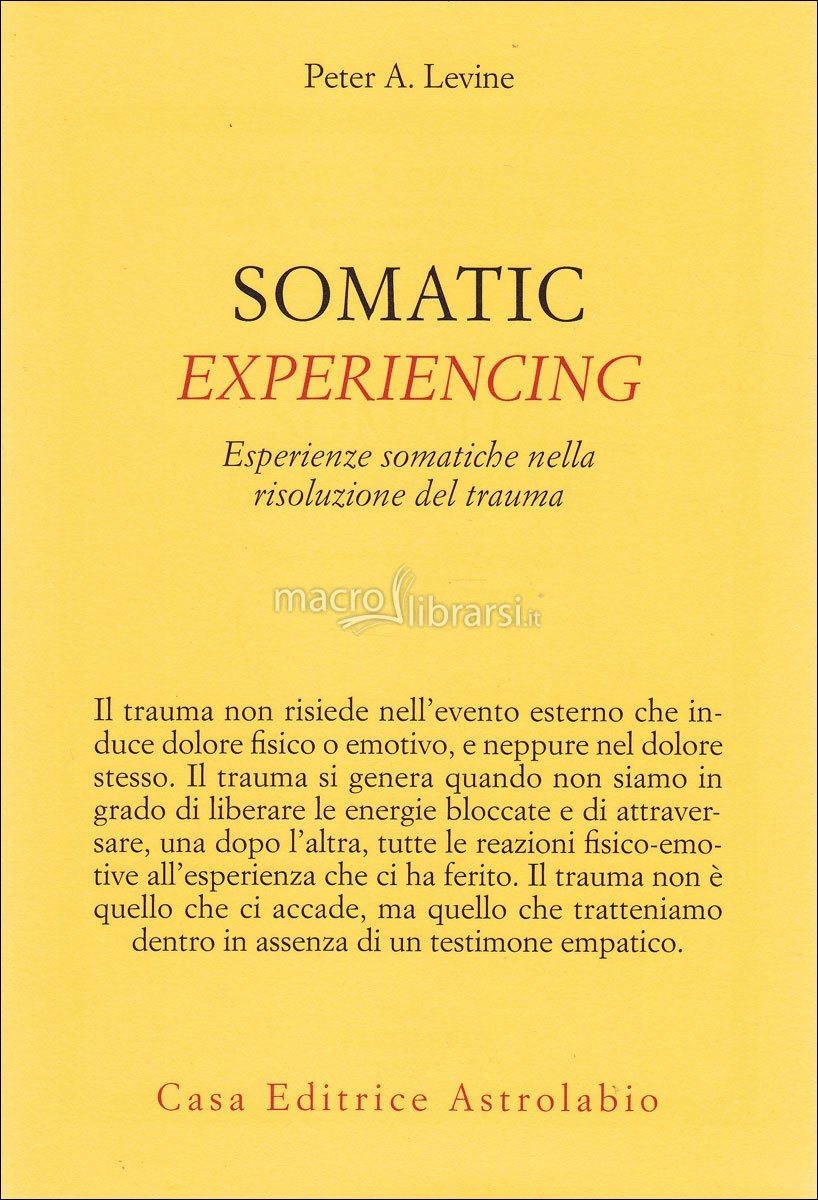 Cover Somatic Experiencing