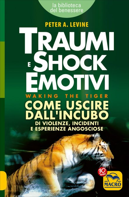 Cover Traumi e shock emotivi