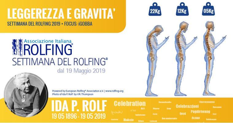Settimana del Rolfing 2019