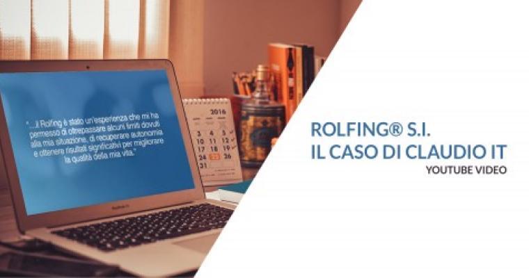 Rolfing® S.I. e danni neurologici - Il caso di Claudio IT