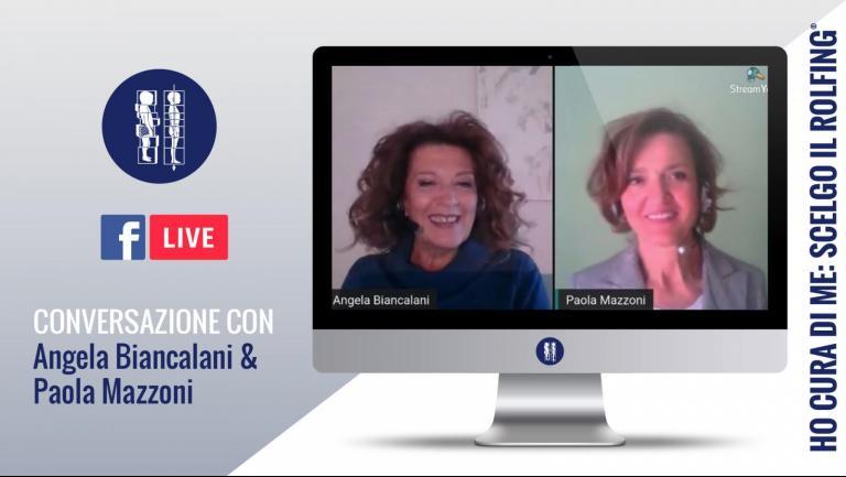 Conversazione con Angela Biancalani & Paola Mazzoni - CERTIFIED ROLFER™