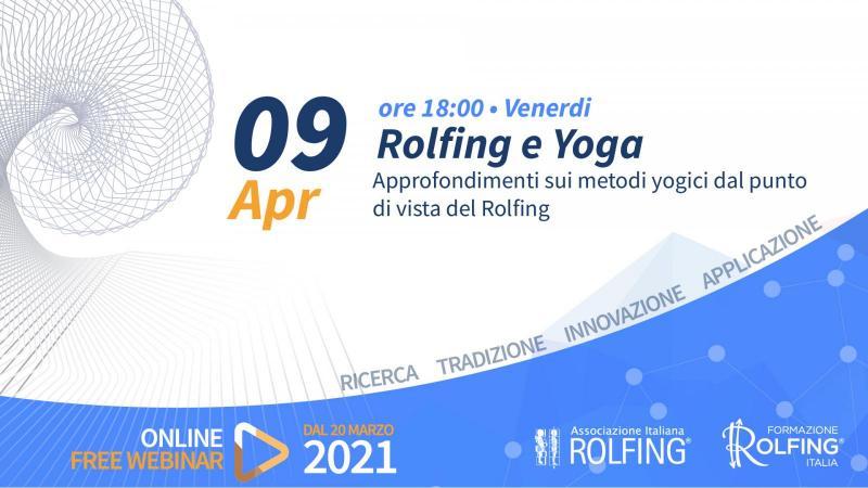 Rolfing e Yoga