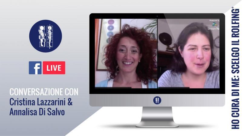 Conversazione con Cristina Lazzarini & Annalisa Di Salvo- Certified Rolfer™