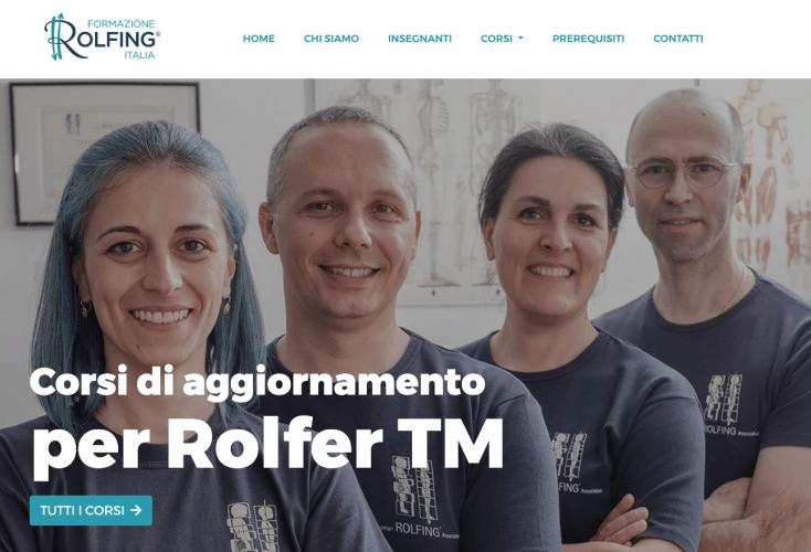 formazione Rolfing Italia