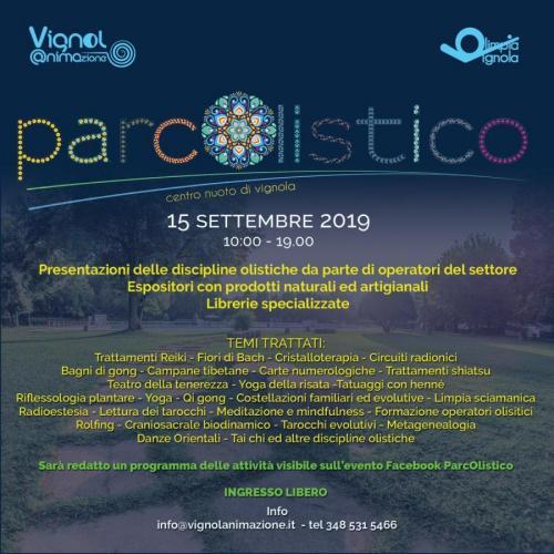 Parcolistico 2019 - Vignola