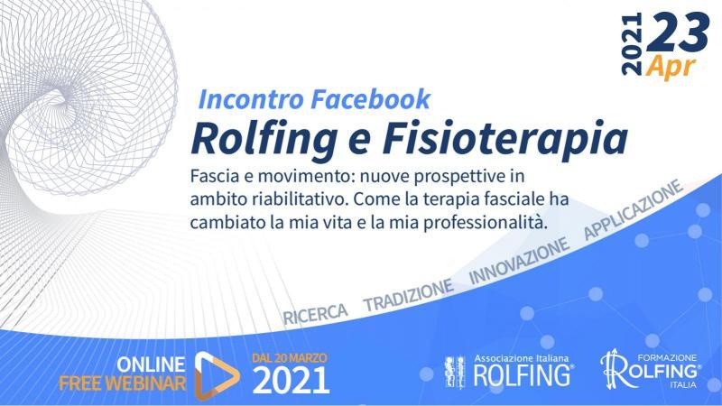Video Rolfing e Fisioterapia