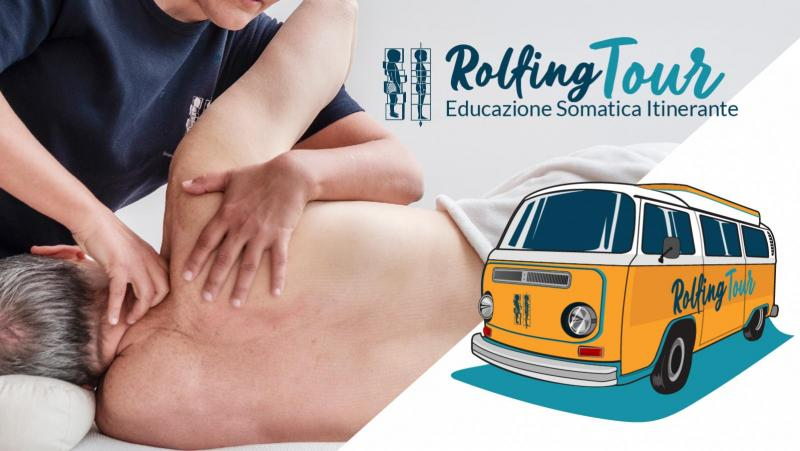 Rolfing Tours 2020 - L'InFormAzione Somatica Itinerante,