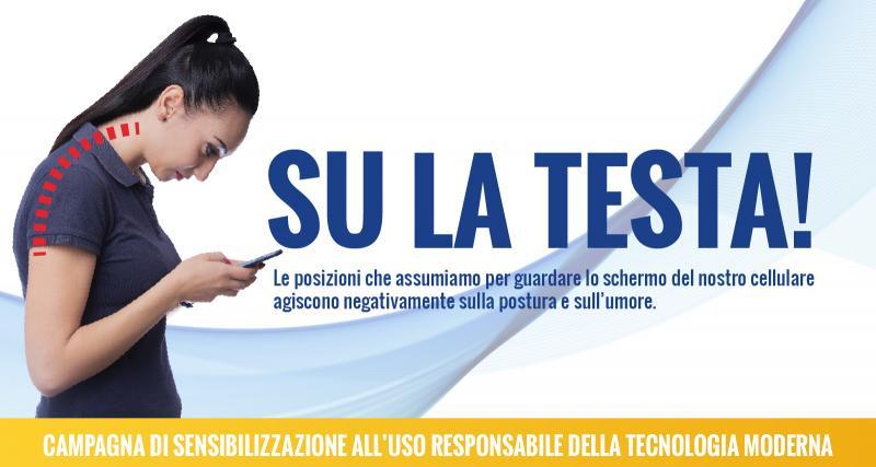 Campagna di sensibilizzazione all'uso responsabile della tecnologia moderna